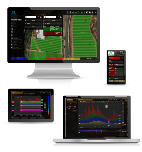 Farm in ONE Farm Management App Platform Screens