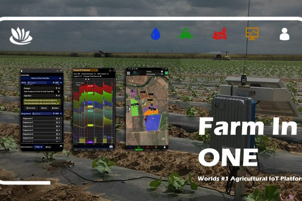 The best IoT system dedicated to Agriculture and farming.